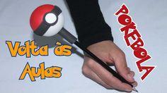Como fazer uma ponteira pokebola em EVA (Volta às aulas)