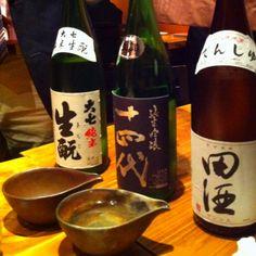 Japanese Sake...