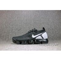 bfd4205d130bb Nike Air VaporMax Flyknit 2018 2.0 Zoom Air Running Shoes Black White Women  Shoes And Men Shoes 842842-010 Latest. New Year DealsNike ...