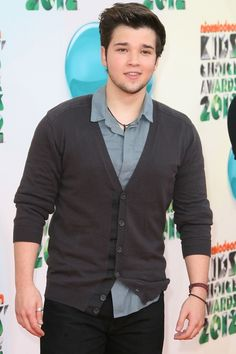 Photo of Nathan Kress - 2012 Kids' Choice Awards - Arrivals - Picture Browse more than pictures of celebrity and movie on AceShowbiz. Nathan Kress, Movie Black, Icarly, Cute Actors, Film Music Books, Upcoming Movies, Choice Awards, Celebs, Celebrities