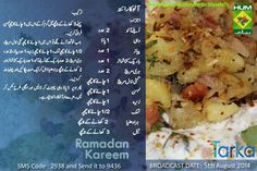 Aloo Ka Raita Aloo Recipes, Chutney Recipes, My Recipes, Chicken Recipes, Cooking Recipes, Spicy Sausage Pasta, Masala Tv Recipe, Pakistani Dishes, Urdu Recipe