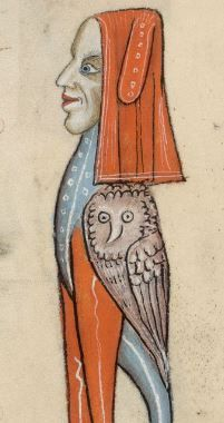 Detail from The Luttrell Psalter, British Library Add MS 42130 (medieval… Medieval Books, Medieval World, Medieval Manuscript, Medieval Art, Illuminated Manuscript, Bayeux Tapestry, Renaissance Era, Early Middle Ages, Book Of Hours