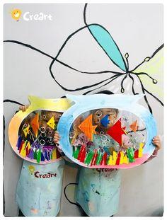 Rainbow Crafts For Kids Sensory Play - Fun Christmas Crafts For Kids - Space Arts And Crafts For Kids - Christmas Crafts Candy Ornaments Summer Crafts, Fun Crafts, Diy And Crafts, Arts And Crafts, Clay Crafts, Diy For Kids, Crafts For Kids, Paper Crafts Origami, Art N Craft