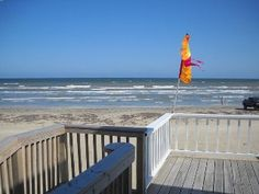 Oceanfront Beach Home!! The Enchanted Pearl!! Galveston