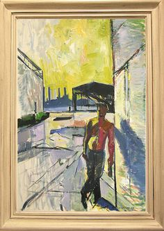 Alexey Krasnovsky Diego New York - Jorgensen Gallery Patrick Murphy, Milton Glaser, List Of Artists, Four Seasons Hotel, State Art, New York, Oil, Fine Art, Gallery