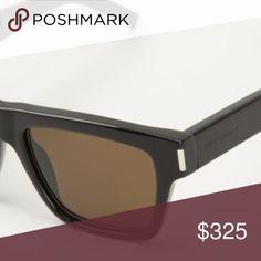 490c960b41c4 SAINT LAURENT Bold 5 Sunglasses SAINT LAURENT Flat Top Bold 5 807/EC  sunglasses.