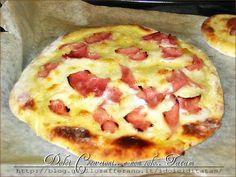 Pizza di Patate senza lievito