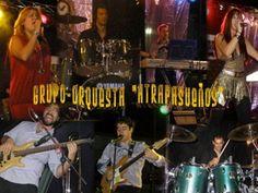Cartel Orquesta Atrapasueños 2007-2009