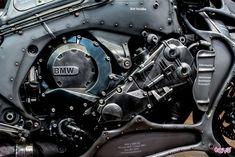 スチームパンクなBMWのカスタムバイクが鬼かっこいい 全男子が夢中に
