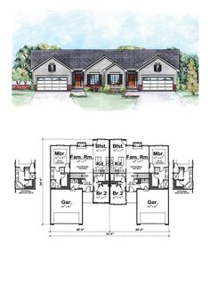 1000 Ideas About Duplex Plans On Pinterest Duplex House