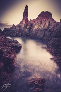 The Reef of Sirens VI. by Ignacio  Navarro  on 500px - Parque Natural de Cabo de Gata - Almería - Spain
