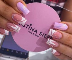 Manicure, Nails, Makeup, Beauty, Sierra, Instagram, Finger Nails, Templates, Nails With Stripes