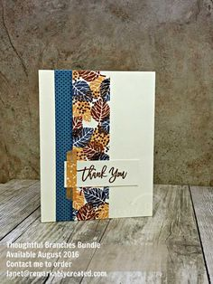 So excited by this month's theme for ourMediterranean Achievers Blog Hop ! Thoughtful Branches is an amazing new stamp and coordinating framelit being offered as a bundle ONLY in August while supplies last. Look how easy it is to not only make this card but hundreds like it in just a few hours (yes hundreds)… …