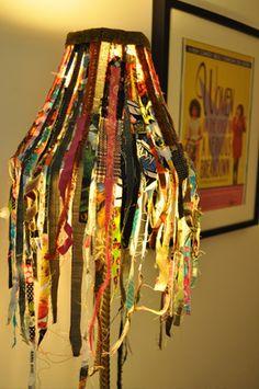 gertrude anna handmade lampshade