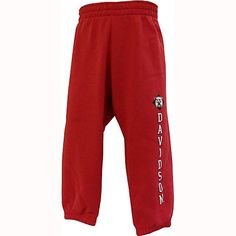 Product: Fleece Pant With Elastic Cuff