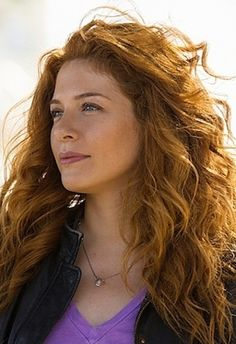 Rachelle Lefevre- my favorite character in under the dome other than Barbie! ;)