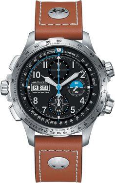 f1154a030 Hamilton Watch Air Zermatt Anniversary Special Edition H77776531 Watch