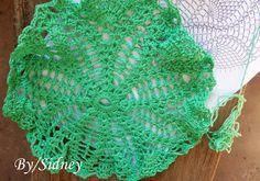 Sidney Artesanato: Crochetando  mandala