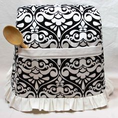Appliance Kitchenaid Mixer Cover Pattern For Protect From Getting with Kitchenaid Mixer Cover Pattern For Protect From Getting Bumped And Scratched When Not In Use Sewing Hacks, Sewing Crafts, Sewing Ideas, Fabric Crafts, Diy Crafts, Quilting Projects, Sewing Projects, Craft Projects, Kitchenaid Cover