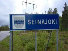Welcome to Seinäjoki! My home town.