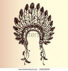 stock-vector-native-american-indian-chief-headdress-indian-chief-mascot-indian-tribal-headdress-indian-289500926.jpg 450×470 pixels