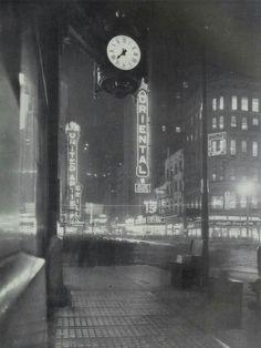 State & Randolph, 1929