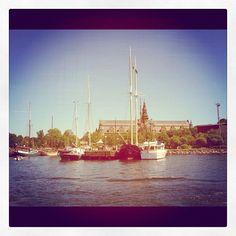 Beautiful #Stockholm #Sweden #SwedenAR