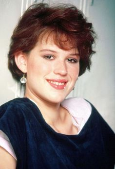 1984: Molly Ringwald    Admit it: You'd think about stealing her underwear, too.                ~ Esquire The Best Redheads Ever: A Timeline