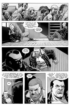 So when will we finally come to that in the series?! I don't know why I want Rick and Negan to become friends but I'd fuckin love it ♥