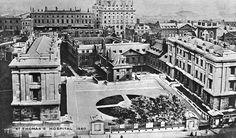 'St Thomas's Hospital 1860