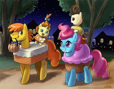 The Cakes Nightmare Night