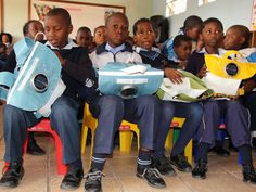 Repurpose's Solar-Powered Schoolbags Do More Than Carry Stuff