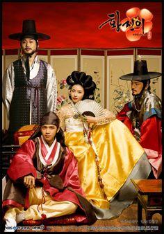 hanbok from 황진이