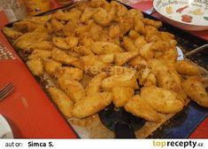 Dají se jíst jako příloha i jen tak bez masa. Meat, Chicken, Ethnic Recipes, Food, Essen, Meals, Yemek, Eten, Cubs