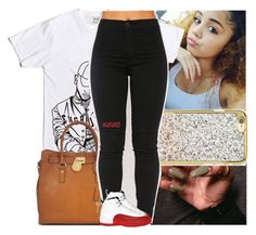 """young tiller"" by lamamig ❤ liked on Polyvore featuring Skinnydip and MICHAEL Michael Kors"