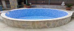 Liners para piscinas elevadas