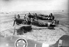 Spitfires before first mission on August 18, 1944, from airport Canne - Italy By early 1945, Yugoslav Partisans under Marshal Tito had liberated a large portion of Yugoslav territory from the occupying forces. The NOVJ partisan army included air units trained and equipped by Britain (with Supermarine Spitfires