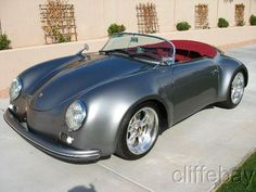 the Speedster - i like it b/c it looks like the monoply car.