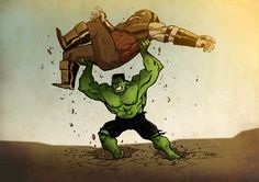 #Hulk #Animated #Fan #Art. (March Madness - 06) By: Darrenrawlings. (THE * 5 * STÅR * ÅWARD * OF: * AW YEAH, IT'S MAJOR ÅWESOMENESS!!!™) ÅÅÅ+