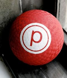 "Our Pure Barre ball is an essential addition to your regular PB workouts. Enhance your workout with ball-focused exercises that promote targeted muscle toning.  Our PB ball is perfect for pairing with our Pershing Square and Mile High DVD series.   Don't own the DVDs yet? Check out our package specials that include all of the equipment you need to perform your PB workouts at home.   Logo ball measures 5"" in diameter and can be easily inflated with any hand air pump and needle ..."