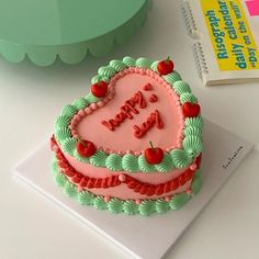 Pretty Birthday Cakes, Pretty Cakes, Beautiful Cakes, Pastel Cakes, Frog Cakes, Cute Baking, Dream Cake, Cute Desserts, Just Cakes