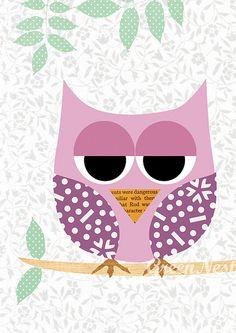 Owls on Pinterest | Cute Owls Wallpaper, Owls Decor and Cute ...