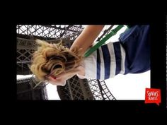 In Paris: a different way up the Eiffel Tower