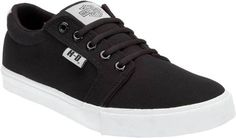 Free shipping - Harley-Davidson Men's Ellis Black on White Sneakers Skate Shoes D93447 - Mens/Footwear/Athletic Shoes - Essentials/Footwear/Mens Footwear