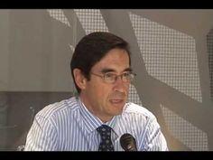 """Mario Alonso Puig autor de """"Vivir es un asunto urgente"""" - Oct. 2008"""