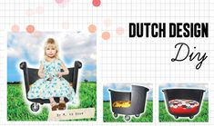 This funny chair is a DIY Dutch Design you can make yourself, the original idea is by Mariëlle van der Gouw