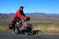 bicycling touring information