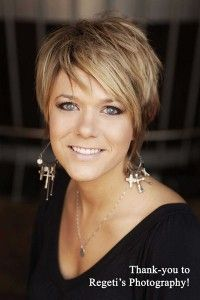 Love her hair ~ Salon Emage Day Spa's Artistic Director position, Ashley Gray
