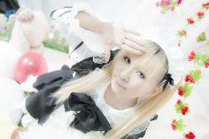 Original - Maid - kairi(卡卡) Maid Cosplay Photo - Cure WorldCosplay