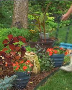 Táto multifunkčná záhradná stolička poslúži k sedeniu, ale aj kľačaniu. Využije každý, kto rád zahradníči. Táto praktická stolička by nemala chýbať žiadnemu záhradníkovi. Ide používať dvoma spôsobami. Pri pletí a sadení využijete polohu kľačania. Ľahkým otočením stoličky získate stoličku na sedenie. Komfort zaisťuje izolačná pena. Po použití jednoducho stoličku zložíte a uložíte. Small Front Yard Landscaping, Backyard Landscaping, Pergola Garden, Garden Deco, Garden Art, Myrtle Beach Things To Do, Vegetable Garden Design, Garden Cottage, Rustic Outdoor